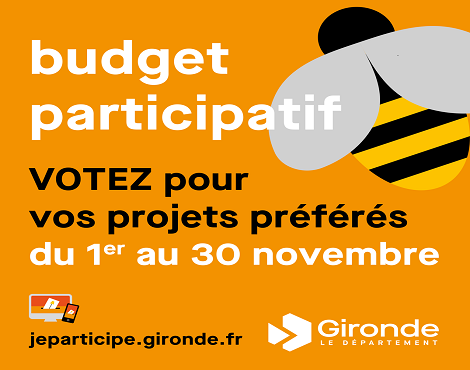 Votez pour notre projet ! :)
